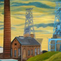 The Sleeping Giant, Rossington by Janet Buckle