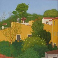 Mallorcan House by Janet Buckle