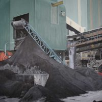 Maltby Colliery by Janet Buckle