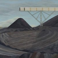 Coal Workings at Harworth by Janet Buckle 6015
